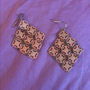 Francesca's collections dangle earrings